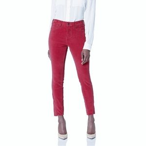 NYDJ Petite Ami Skinny Jeans Seam Slit Jeans 16P